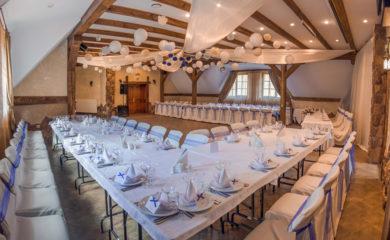 Декор залу, допомога з музикантами, фотографами, ведучими ітп.